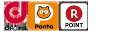 マルチ決済の対応ブランドロゴ
